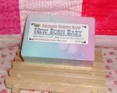New Born Baby Shea Butter/Goats Milk Soap