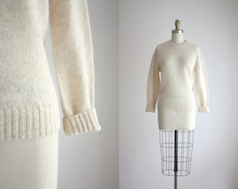 milk & honey sweater