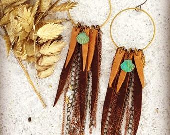 The Wandering Gypsy Earrings