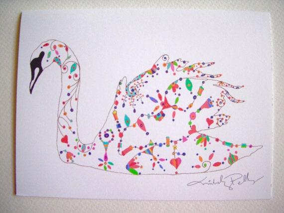 SASHA  THE SWAN