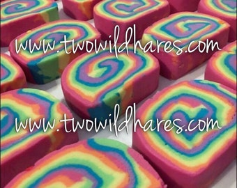 RESERVED ORDER Bubbly Bath Bar, Solid Bubble Bath, TWH Exclusive Scent, 3.5oz