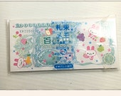 Notes kawaii collection hamster japan planner agenda school work rare item