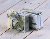 Blackberry Sage Soap | Handmade Soap | Homemade Soap | Artisan Soap | Cold Process Soap |