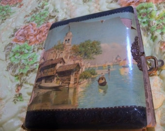 antique photo album early 1900