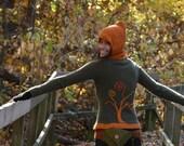 Woodland Tree Sweater