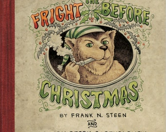 The Fright Before Christmas - comic book