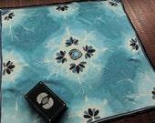 Sky Blue Blossom Mandala ...