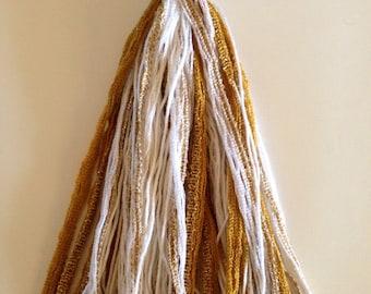 Belly Dance Hair Fall, (#1), Tribal, ATS, Boho, Gypsy, Fairy