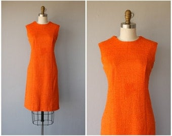 60s Dress | 1960s Dress | 60s Day Dress | 1960s Shift Dress | Mod Dress