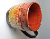 classic . coffee mug - harvest brown