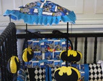 Batman Crib Mobile