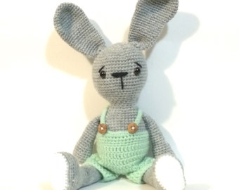 Bunny Rabbit Amigurumi Soft Toy