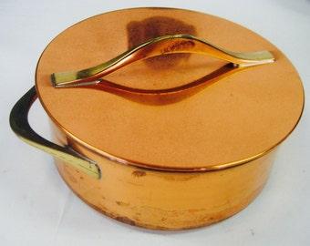 Dansk Copper Pan