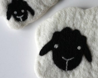 Baby and Mamma Sheep Cases with Cotton Lining