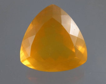 Loose Faceted Oregon Fire Opal Gemstone  SALE HALF OFF