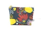 Ity-Bity Zipper Pouch - Morning Walk - mini change pouch essential oil bag coin purse Zip Wallet Money Wallet Change Purse Gift Card Holder