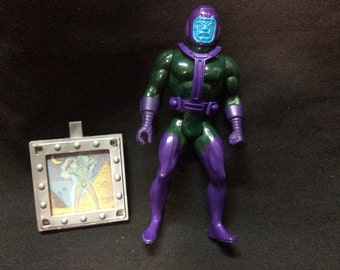 Mattel/Marvel Secret Wars Kang figure loose - 1984