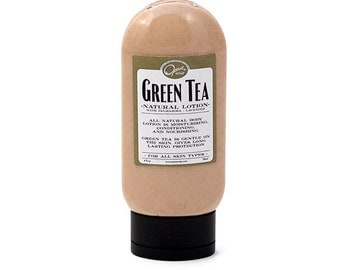 Anti aging lotion, green tea, dry skin, mature skin, organic extracts, white tea, roobios tea, -- MADE in Los ANGELES Best Seller