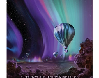 One NASA Planet Poster - Jupiter