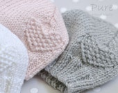 SIMPLE BABY KNITTING pattern Fay Hat