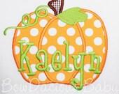 Personalized Pumpkin Shirt, Girls Pumpkin Shirt, Girls Thanksgiving Shirt, Girls Halloween Shirt, Custom Pumpkin Shirt, Thanksgiving, Pastel