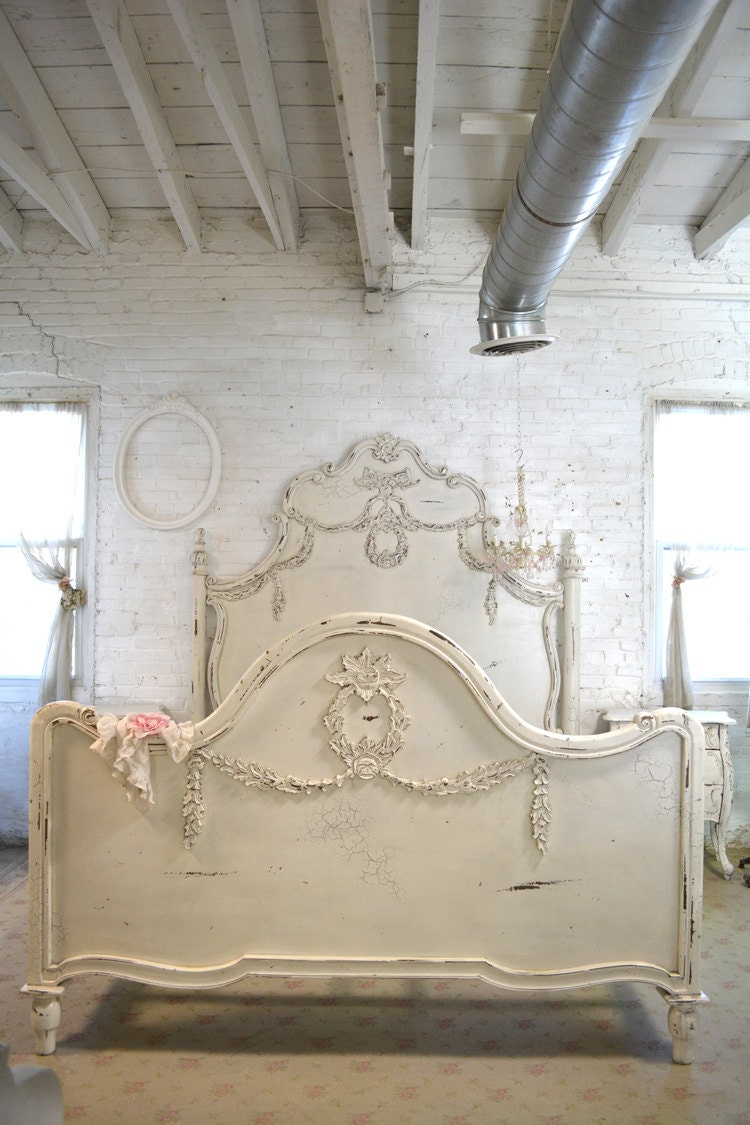Shabby Chic Super King Bed Frame