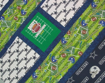Dallas Cowboys Baby Quilt Kit plus Dallas Cowboys Cooler-New Arrival-Dads Football Partner