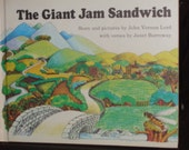 The Giant Jam Sandwich C1972  Weekly Reader edition