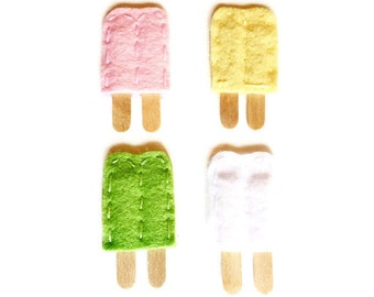 Popsicle Pals- Summer Treats Collection