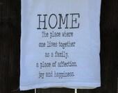 simplistic charm, farmhouse chic,teat towel, flour sack towel