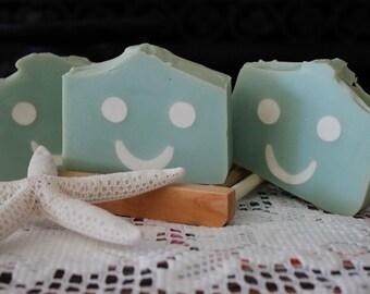 Smiley Face Soap