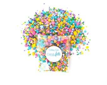 Birthday Cake Candyfetti™ Packets - 10