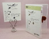 Up in the Air, Hostess, Stamp Set, Stampin' Up!, Rubber Stamps, Clear Mount Stamps, Clear Mount Stamp Sets