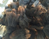 Dark Grey Lamb's Fleece, Rambouillet-CVM cross