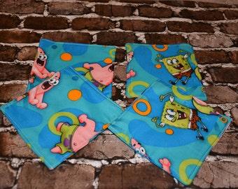 Sponge Bob and Patrick Coaster Set
