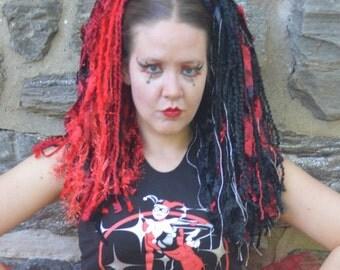 Harley Quinn Classic Hair Falls