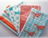 """Urban Chiks """"Summer In the City"""" for Moda ~ Fabric Set ~ 2 yards total"""