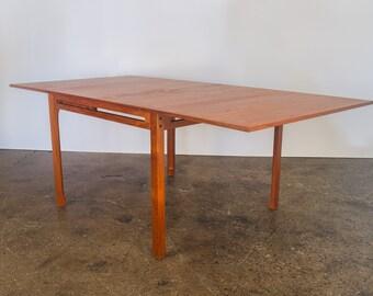 """Børge Mogensen """"Flip Top"""" Dining Table"""