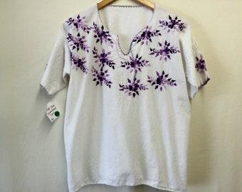 Handmade Embroidered Tunic