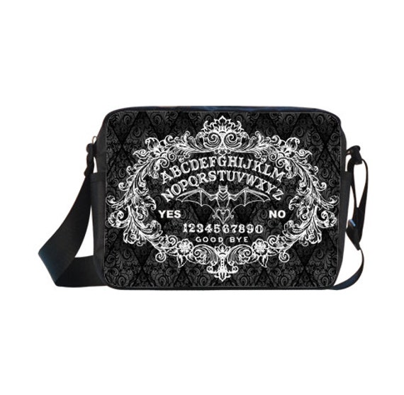 Baroque Ouija Board Cross-body Bag