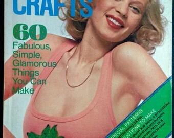 Cosmo magazine Crafty Craft edition 1975 fabulous
