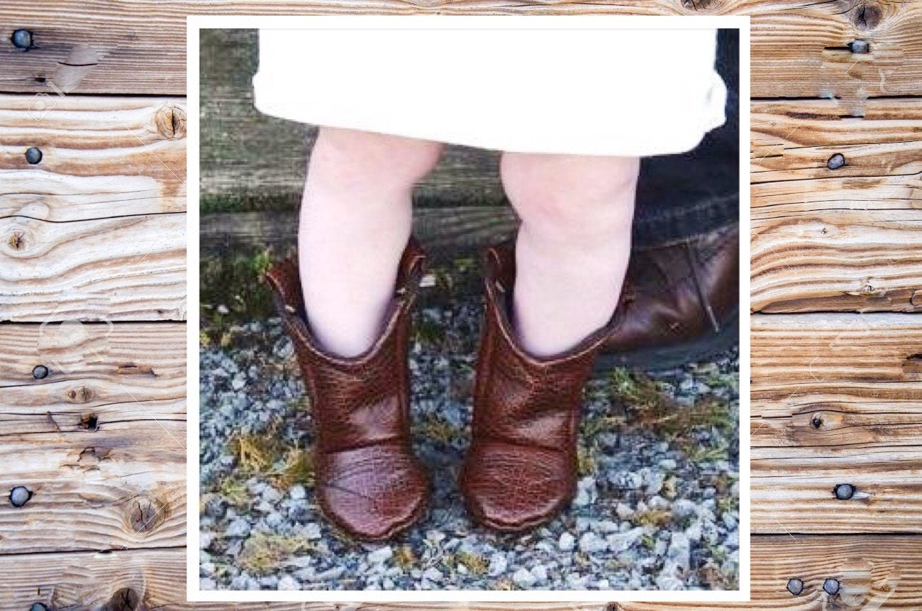 Newborn cowboy boots | Etsy