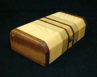Wooden Eyeglass Case