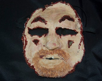 Slice of Keith face mask
