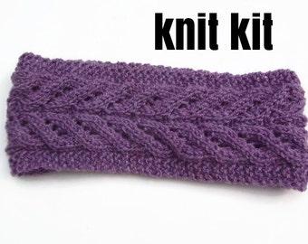 headband knit kit