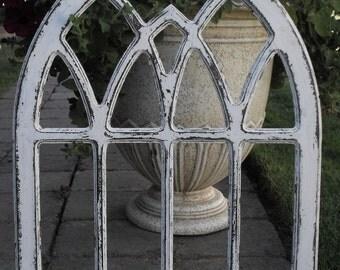 Gothic Arch Frame Round Top