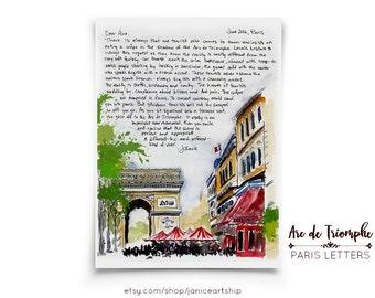 Arc de Triomphe: Paris Letters, June, The dark side of taking tourists to Champs-Élysées and Arc de Triomphe