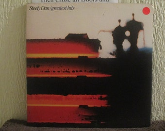 Steely Dan vinyl - Greatest Hits - Original - Vintage Record lp in EX+ Condition.