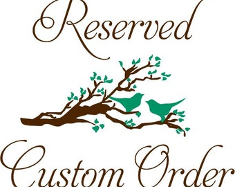 Custom decal 58x30