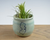 Jersey Love Mini Succulent Planter